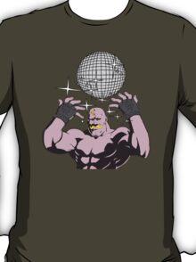 fullmetal alchemist Armstrong Disco T-Shirt