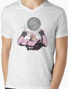 fullmetal alchemist Armstrong Disco Mens V-Neck T-Shirt