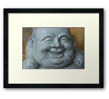 Buddha Vietnam Framed Print