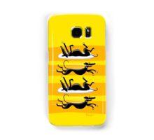 Zoomin' Snoozin' Galaxy Samsung Galaxy Case/Skin