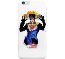 JoJo's Bizarre Adventure - Josuke iPhone Case/Skin