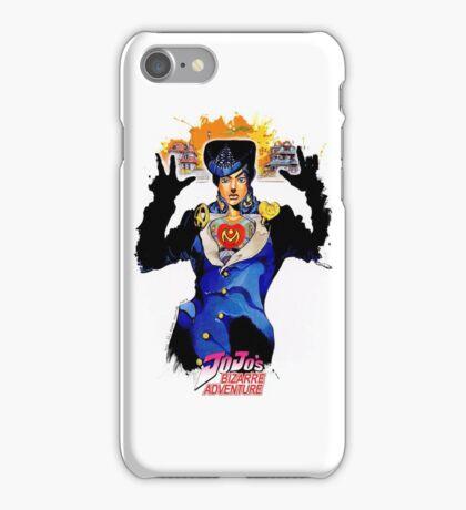 JoJo's Bizarre Adventure - Josuke iPhone Case/Skin