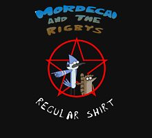 the regular show mordecai and the rigbys T-Shirt