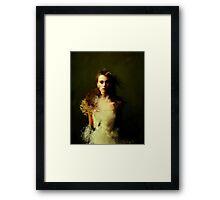 PANTONE EMERALD 2013 Framed Print