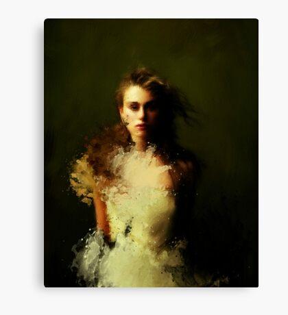 PANTONE EMERALD 2013 Canvas Print