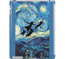 Peter Pan The Starry Night iPad Case/Skin