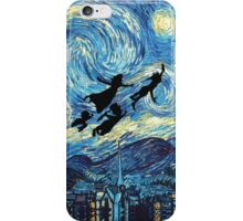 Peter Pan The Starry Night iPhone Case/Skin