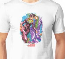 JoJo's Bizarre Adventure - Josuke & Kira Unisex T-Shirt