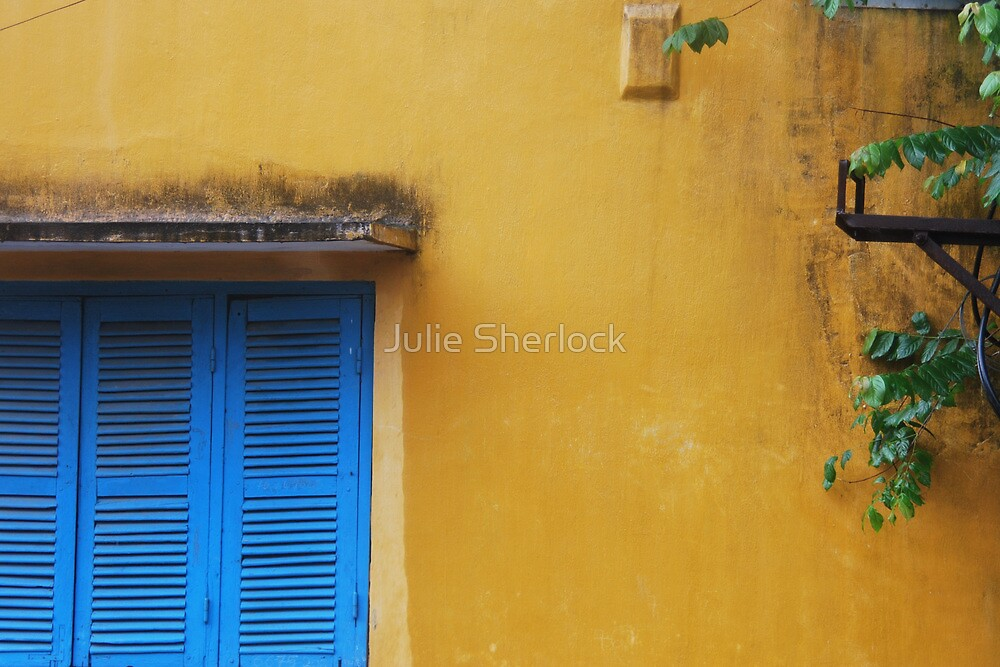 Hoi An Vietnam by Julie Sherlock
