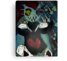 Spear Of Justice Canvas Print