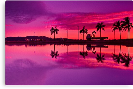 """""""Tropical Pastel Morn"""" by Phil Thomson IPA"""