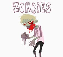 Zombie Eating T-Shirt