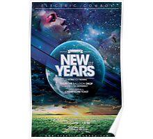 NYE 2013 Poster
