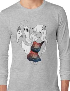Galaxy Gum  Long Sleeve T-Shirt
