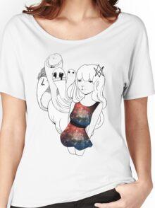 Galaxy Gum  Women's Relaxed Fit T-Shirt