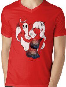 Galaxy Gum  Mens V-Neck T-Shirt