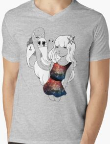 Galaxy Gum  Mens V-Neck T-Shirt