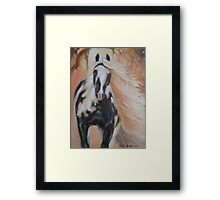 Gypsy Dawn Framed Print
