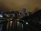 Chicago At Night by kalikristine