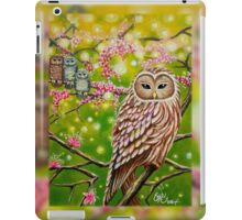 Owl Family: iPad 2/ iPad (Retina Display) case iPad Case/Skin