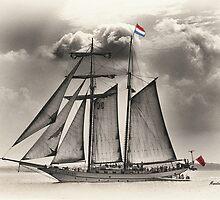Flying Dutchman by manateevoyager