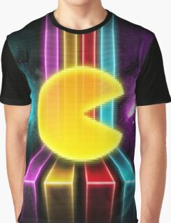 Pacmax Galaxy Graphic T-Shirt