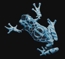 fringe frog by nefos