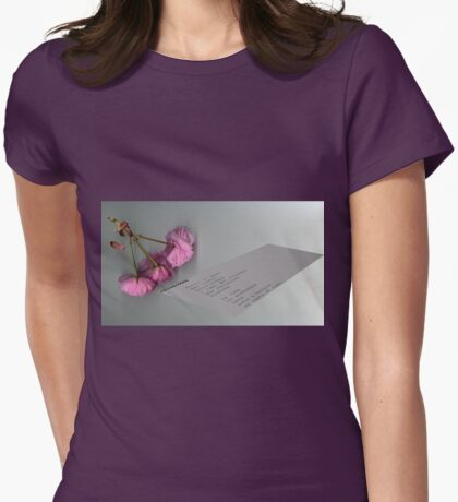 primavera Womens Fitted T-Shirt