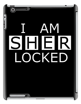 I am sherlocked by EleYeah