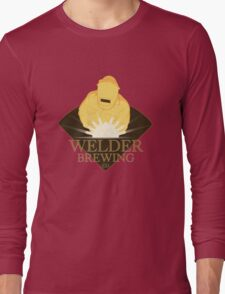 Welder Brewing Co Long Sleeve T-Shirt