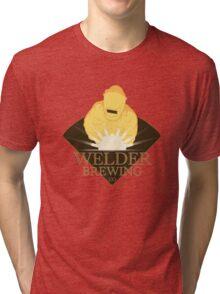 Welder Brewing Co Tri-blend T-Shirt