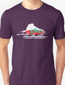 piha / lion rock surf  Unisex T-Shirt