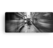 CITY BEAT Metal Print