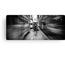 CITY BEAT Canvas Print