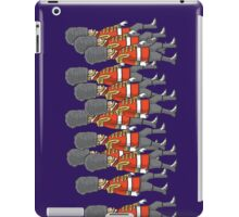 Marching guard iPad Case/Skin
