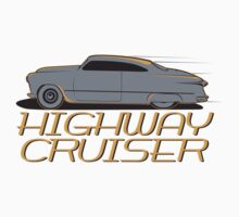 Highway Cruiser Kids Tee