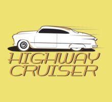 Highway cruiser... Baby Tee