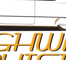 Highway cruiser... Sticker