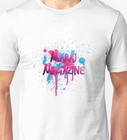 Maraj Magazine Splatter Tee Unisex T-Shirt