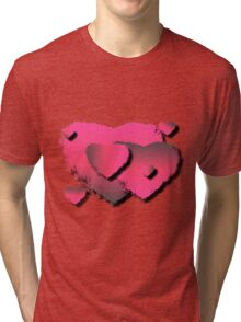 FULL OF LOVE Tri-blend T-Shirt