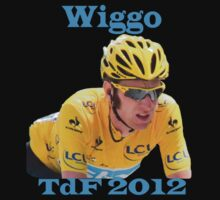 Bradley Wiggins - Tour de France 2012 by MelTho
