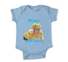 Bradley Wiggins - Tour de France 2012 One Piece - Short Sleeve