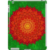 okshirahm rose mandala iPad Case/Skin