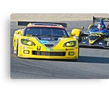 Corvette LeMans GT Canvas Print