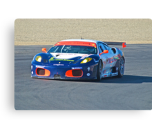 F430 Ferrari LeMans GT Canvas Print