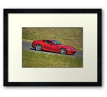 Ferrari California I Framed Print