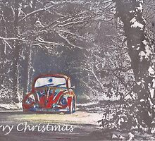 Xmas Card by Sharon Poulton