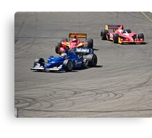 Wide in Turn #9 Canvas Print