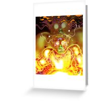 The Wild Robot Greeting Card