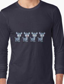 LOOK! It's Rudolph! Long Sleeve T-Shirt